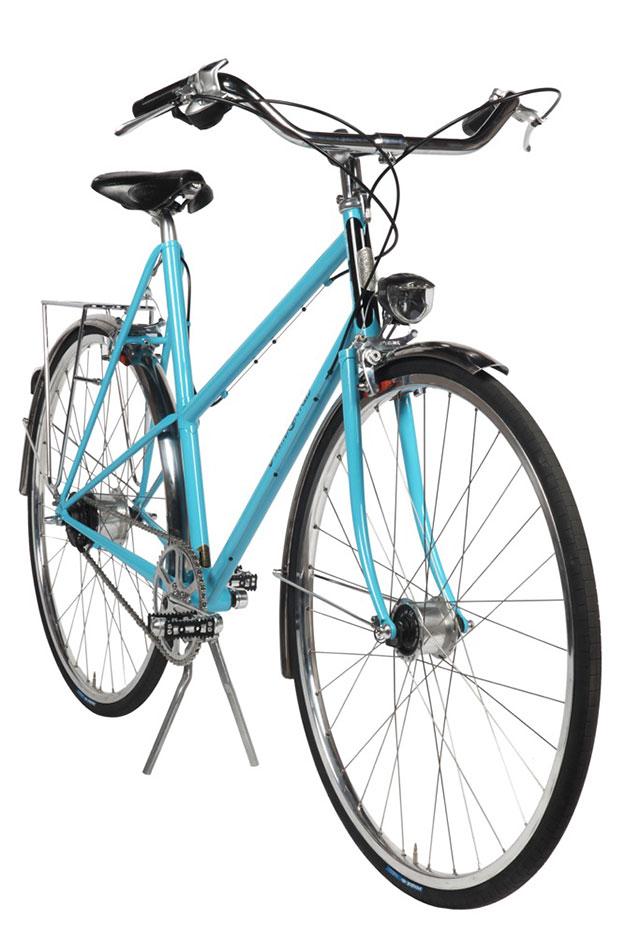 Winter Bicycles La Balade