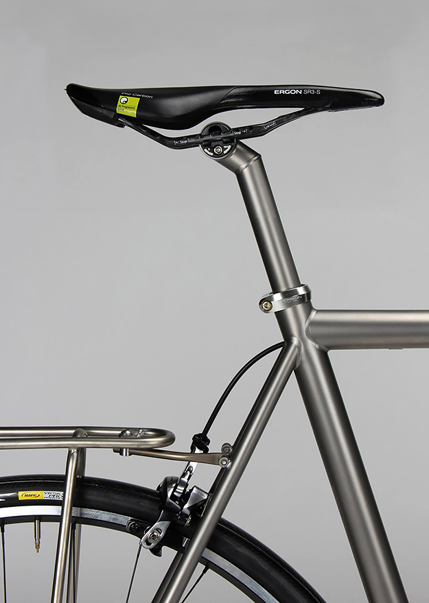 Firefly Bicycles Ti Commuter