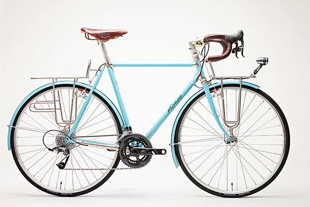 Horse Cycles Tourer
