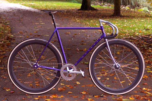 No Quarter Plum Crazy | Cycle EXIF