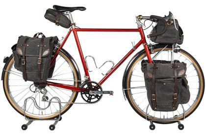 Winter Bicycles Tourer