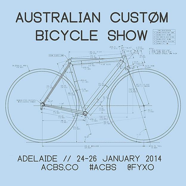 2014 Australian Custom Bicycle Show