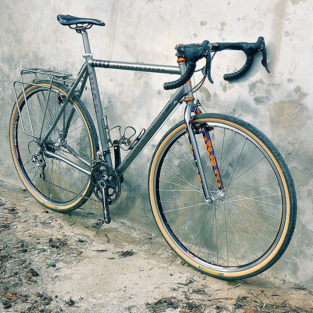 Firefly Bicycles Tourer