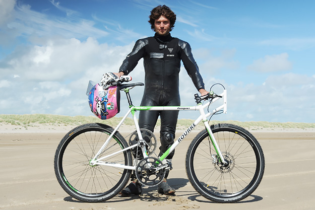 Guy Martin's Rourke Land Speed Bike