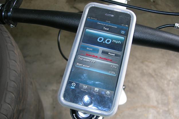 Guy Martin's Rourke Land Speed Bike