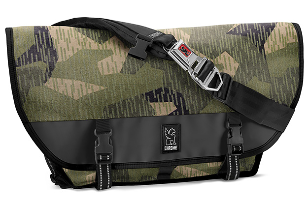 Chrome Industries Reflective Camo 2nd Issue
