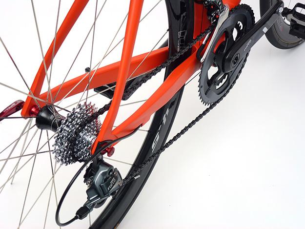 Craddock Cycles Road