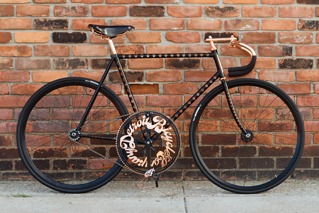Detroit Bicycle Co. Land Speed Bike