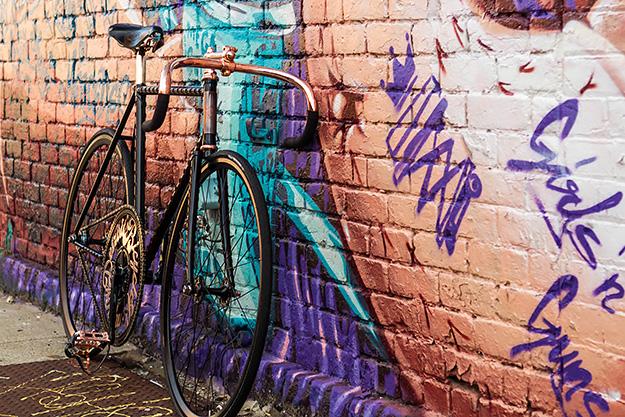 Detroit Bicycle Co. Land Speed Bike