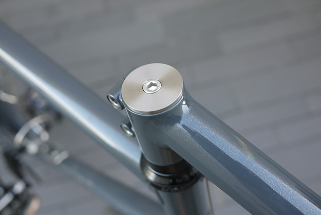 Kumo Cycles 650b Travel Bike
