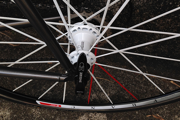 Review: Swiss Side Franc Wheelset