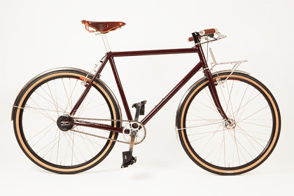 Sven Cycles Rouge Noir Roadster