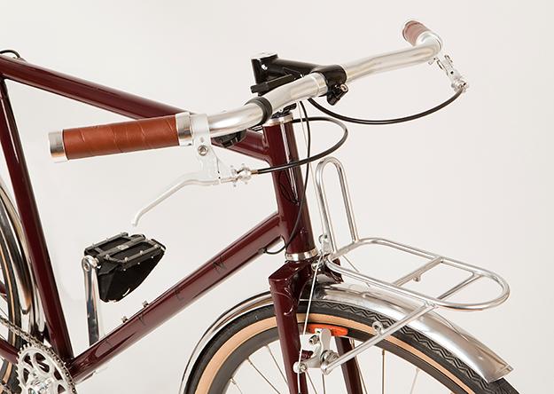 Sven Cycles Rouge Noir Roadster