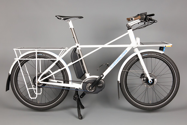 English Cycles No-Car-Kitty-Cargo