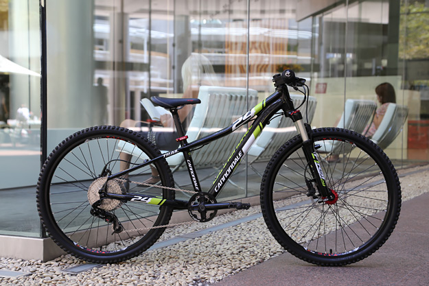 660104b8b76 Cannondale Trail 24   Cycle EXIF