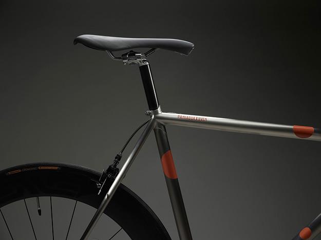 Sven Cycles x Paniagua