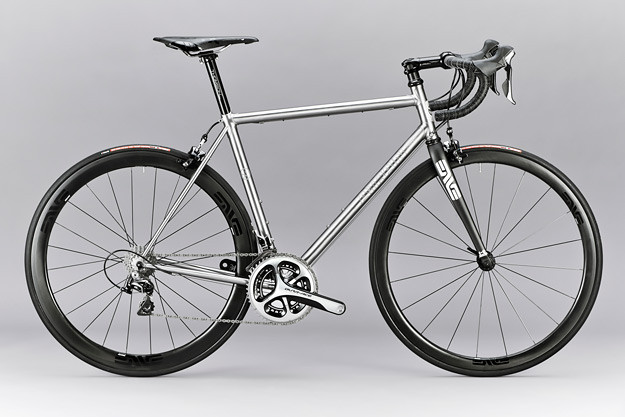A-train Cycles Stainless Racer