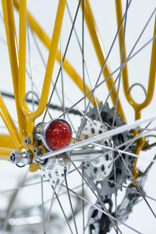 Chapman Cycles Mixte