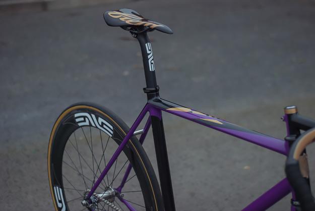 Field Cycles x ENVE Track Bike