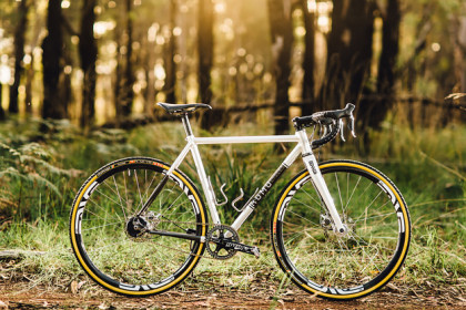 Kumo Cycles Gravel Roadie