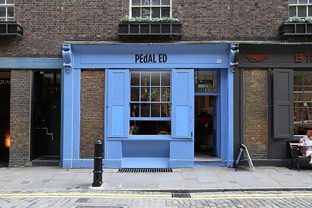 Shop visit: PEdAL ED