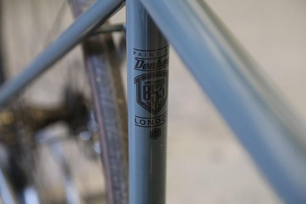TEASER: Donhou Bicycles Signature Steel