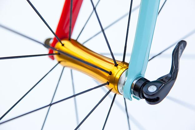 Caletti Cycles Ti Road