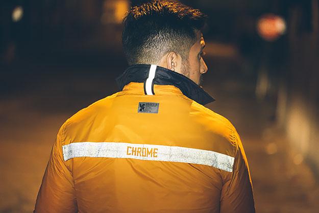 Gear: Chrome Warm™