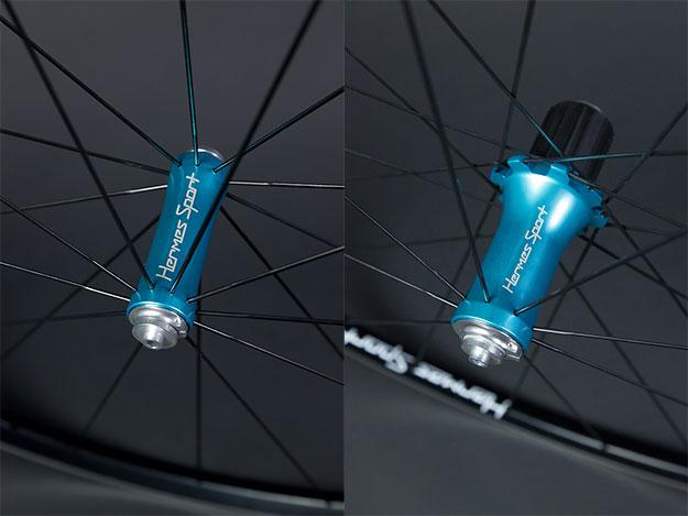 Gear: Hermes Sport VK Wheel Systems