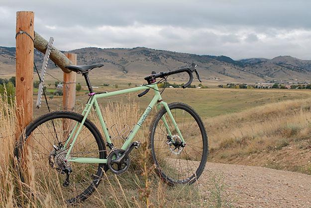 Lundbeck Cycles Gravel Grinder