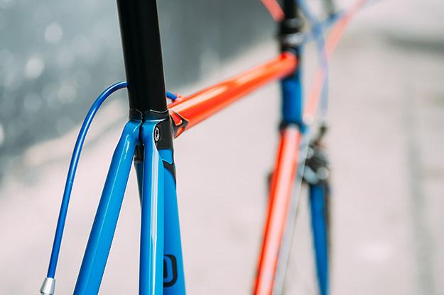 Mark Nobilette Spidey Bike