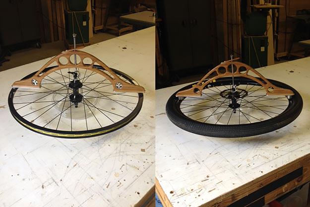 Gear: The Wheel Dishing Tool