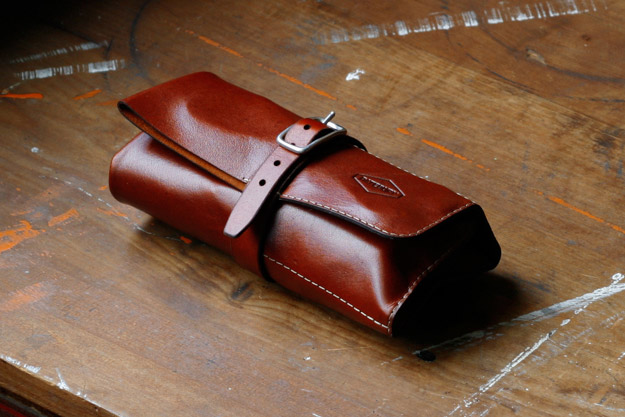 Gear: Patebury Leather Tool Roll