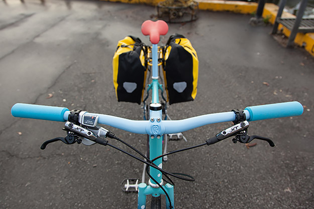 Caletti Cycles Red Cap Project