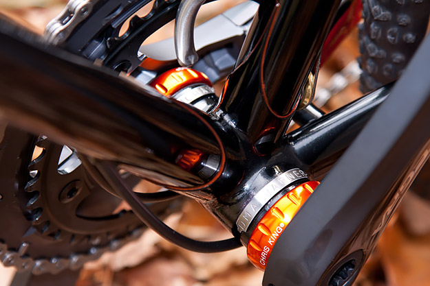 Symond Cycles CX