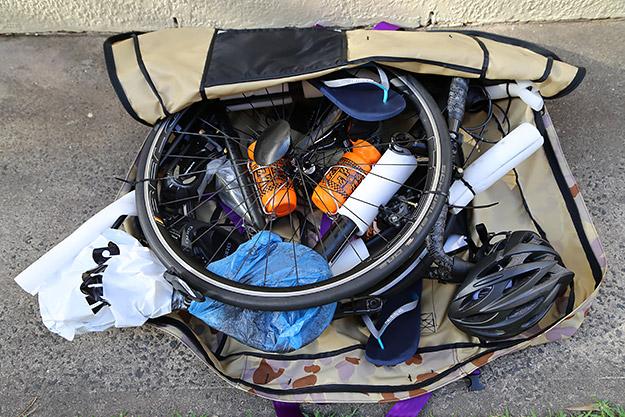 Review: BOgear Royd Bike Bag