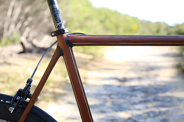 Lyrebird Cycles 'The Tonewood Project'
