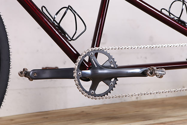 Victoire Cycles Tandem