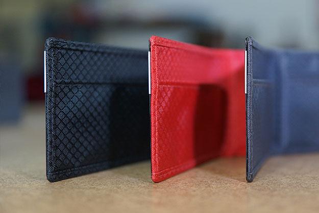 Common Fibers Wallets