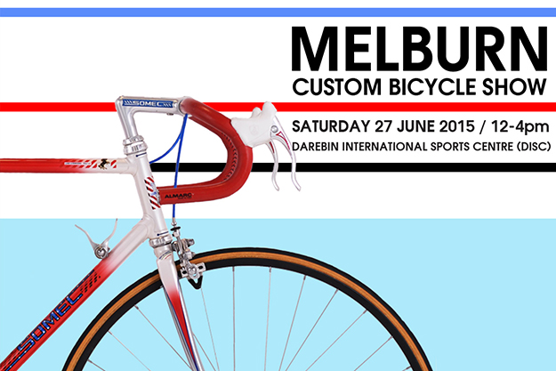 2015 Melbourne Custom Bicycle Show