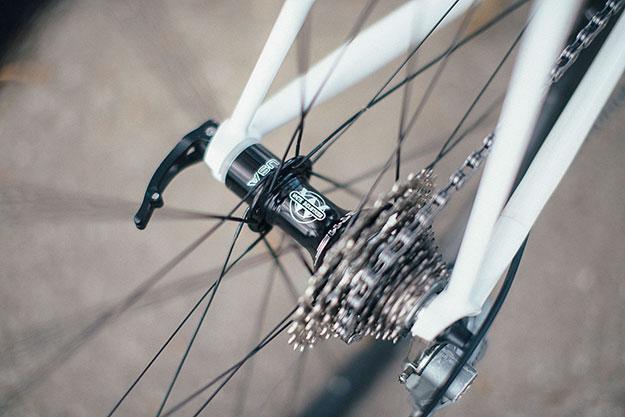 Skyland Cycles Road