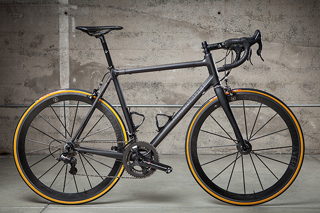 Argonaut Cycles Black Road