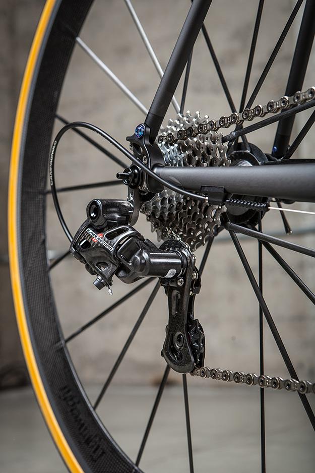 Argonaut Cycles Black Road
