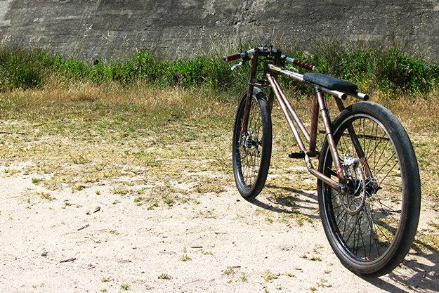 """""""I Feel The Need"""" Gravity Bike"""