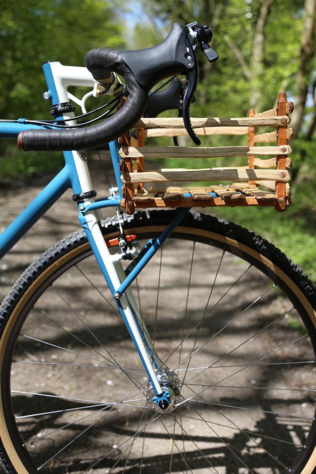 Rowan Frameworks Blue Tourer