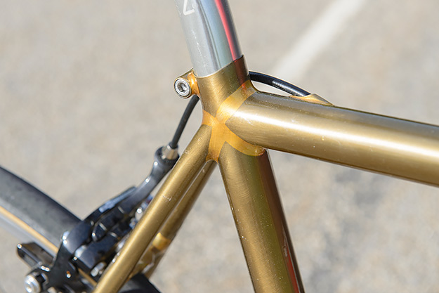 Victoire Cycles Golden Road