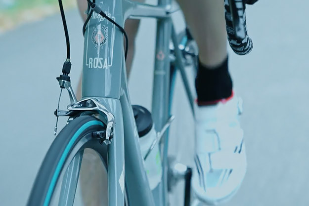 New Ride: Hampsten Cycles' Maglia Rosa
