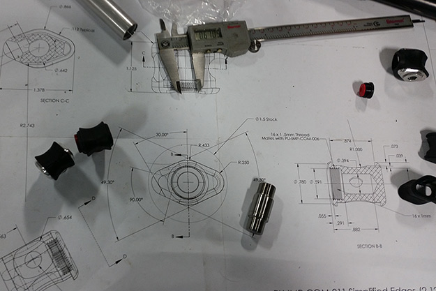 Gear: Silca Impero Ultimate Frame Pump