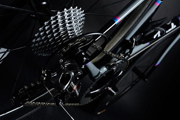 Granule Frameworks Go Faster Road Bike