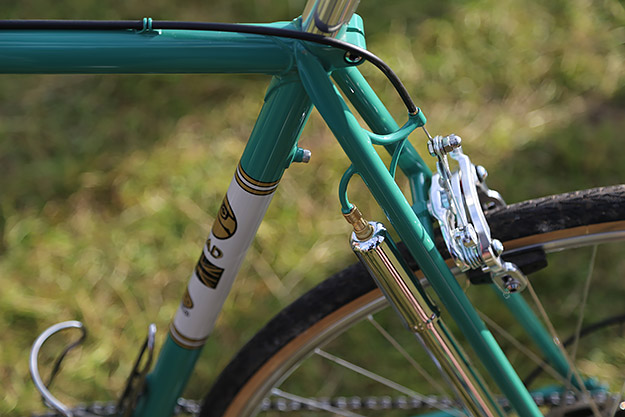 Toad Custom Cycles Light Tourer